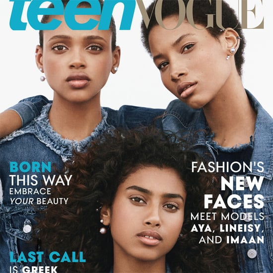 Black Models on Teen Vogue Cover August 2015