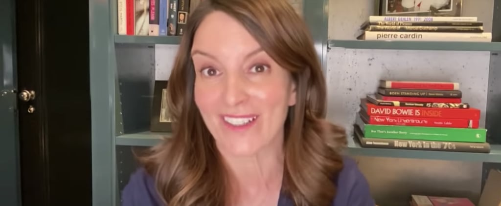 Tina Fey Shares Mother's Day Message on SNL | Video