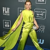 Kristen Bell at the 2020 Critics' Choice Awards
