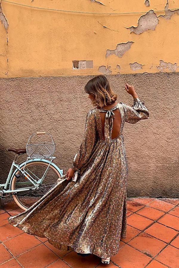 Free People Luxalina Maxi Dress