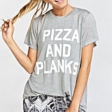 MUMU Oliver Tee Pizza and Planks Graphic
