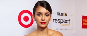 Nina Dobrev Glows on the Red Carpet Following the Premiere of The Vampire Diaries