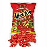 Flaming Hot CBD Weetos