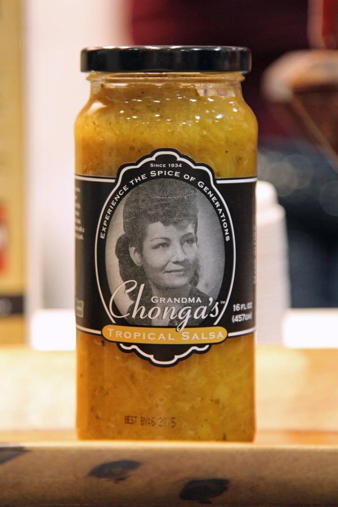 Grandma Chonga's Tropical Salsa