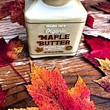 How Can I Use Trader Joe's Organic Maple Butter?