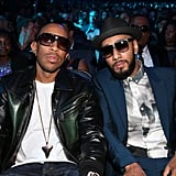 Ludacris and Swizz Beatz