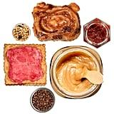 A Spread of Breakfast-in-Bed Treats