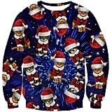 TUONROAD Ugly Christmas Sweatshirt