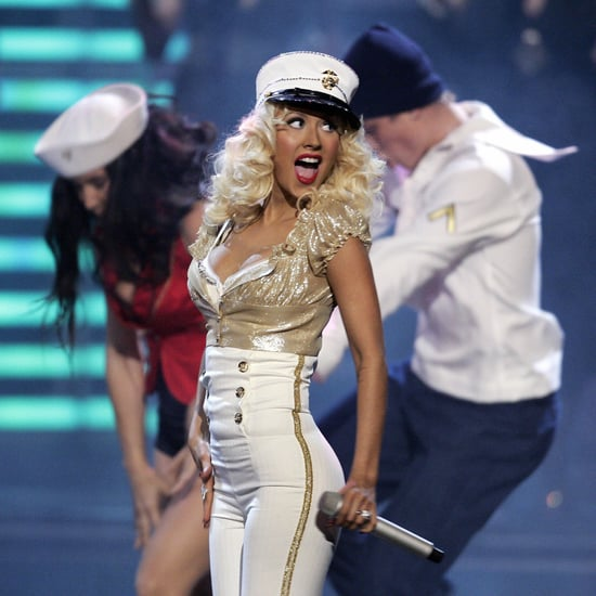 Sexy Christina Aguilera Music Videos