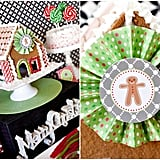 Free Printable Gingerbread Man Party Collection
