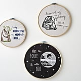 Star Wars Needlepoint Art