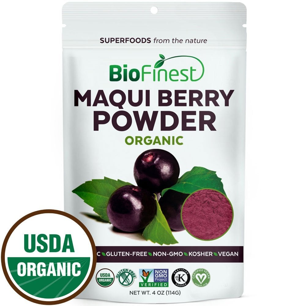 What Are Maqui Berries Popsugar Fitness