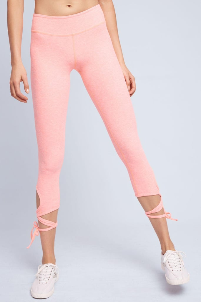 Coral Wrapped Up Leggings ($99)