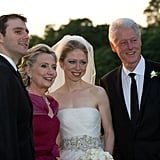 Chelsea Clinton — July 31, 2010