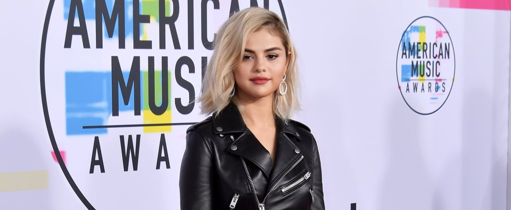 Selena Gomez's Hair Will Catch Your Eye, but Her Sexy Dress Will Make Your Head Spin