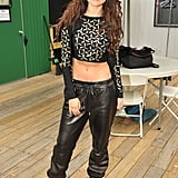 The ever-adaptable crop top can even go punk, as Selena Gomez demonstrated.