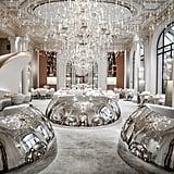 """مطعم Alain Ducasse في فندق """"بلازا أتينيه"""""""
