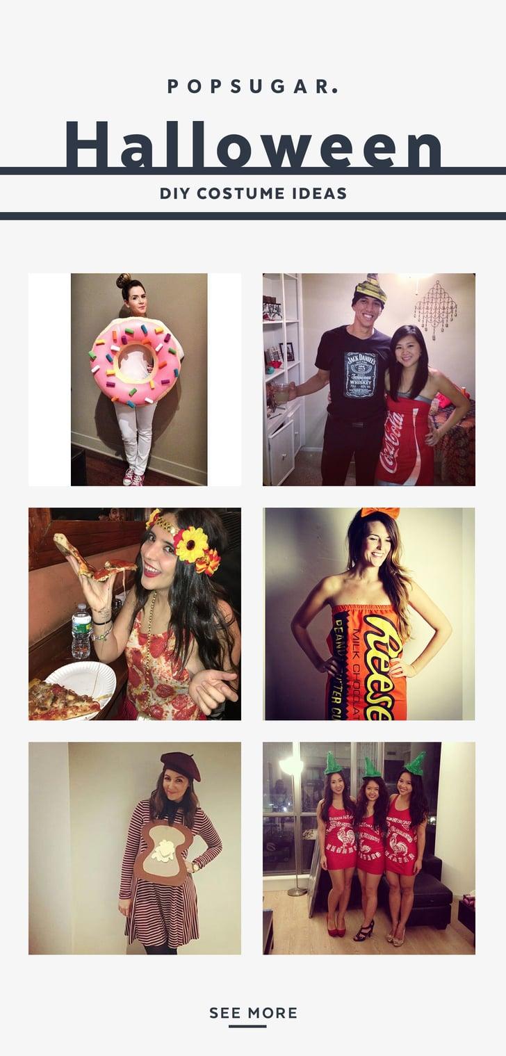 Food Halloween Costume Ideas