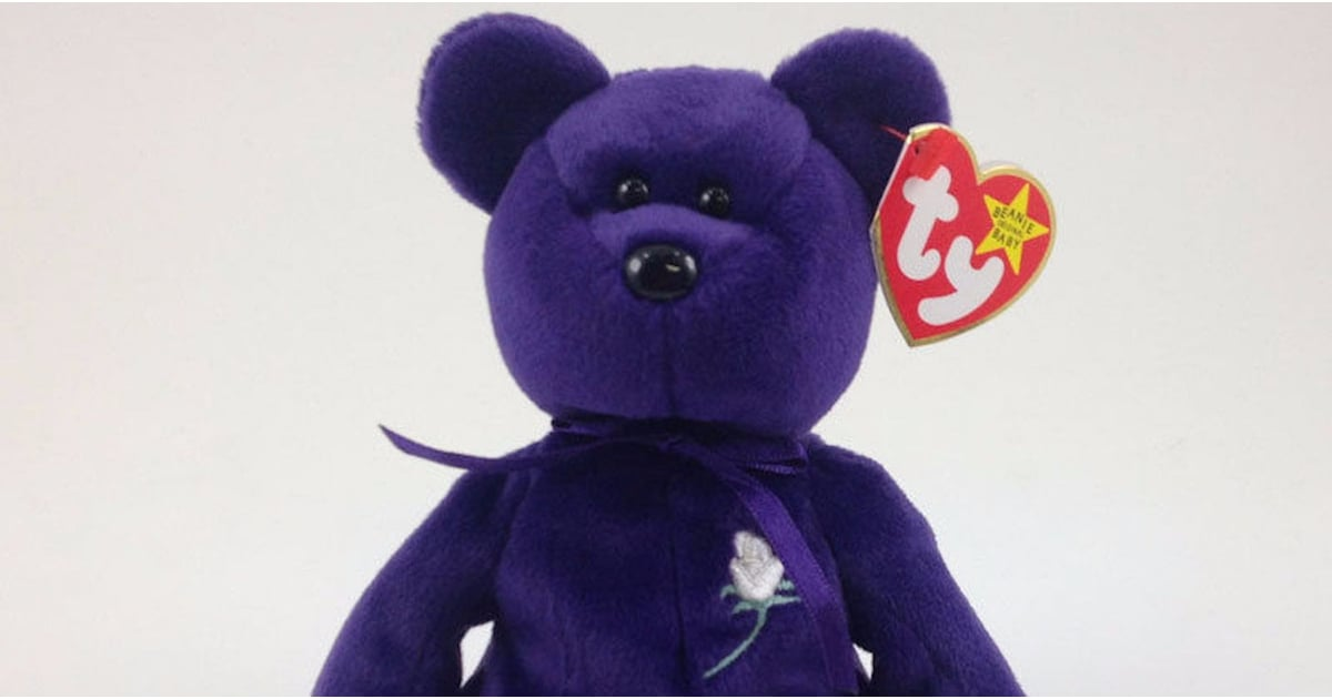 3da208b9bc9 How Much Is the Princess Diana Beanie Baby Worth