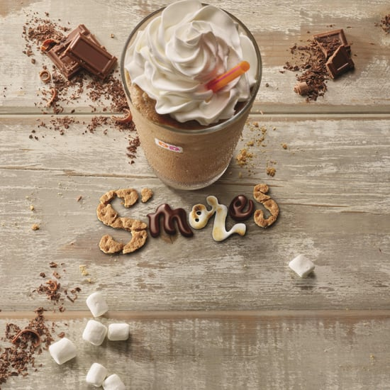Dunkin' Donuts S'mores Coffee