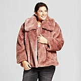 A New Day Faux Fur Coat