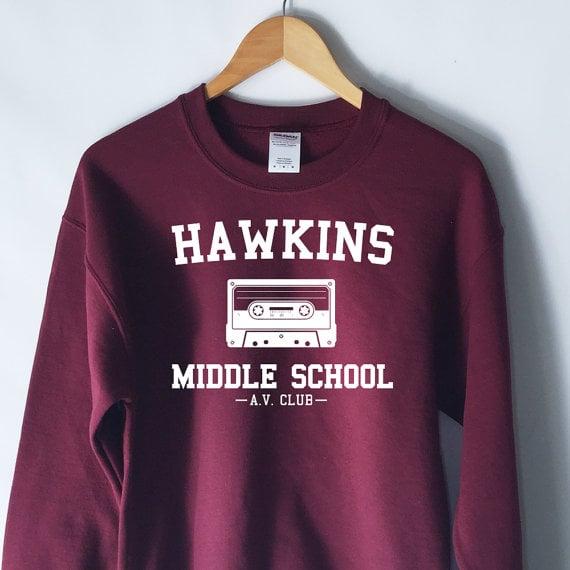 Hawkins Sweatshirt