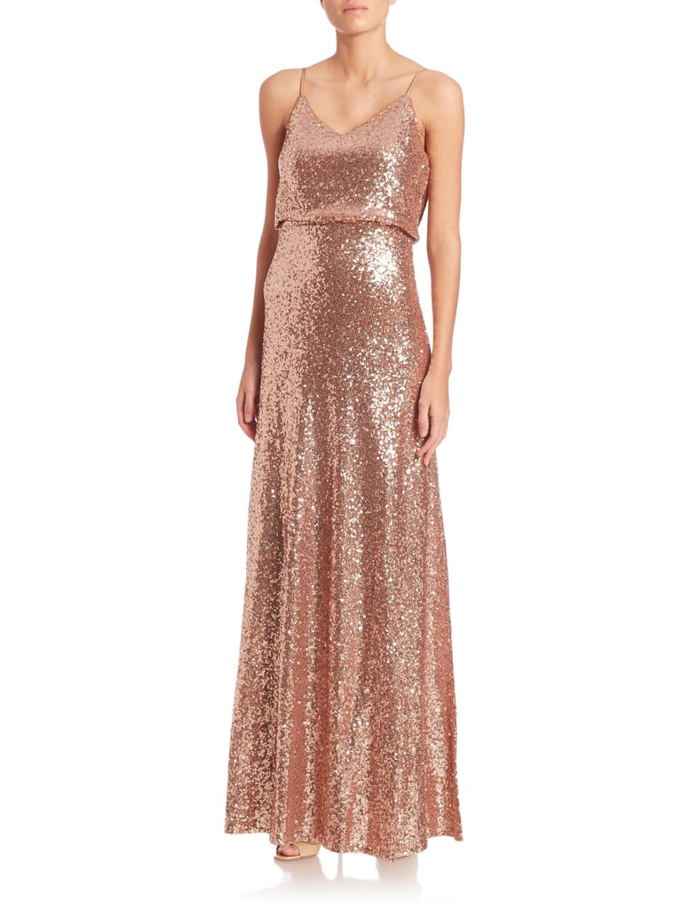 15c6736c9e Jenny Yoo Jules Sequin Tulle Gown