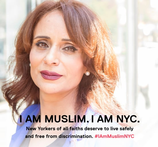 New York City I Am a Muslim Campaign