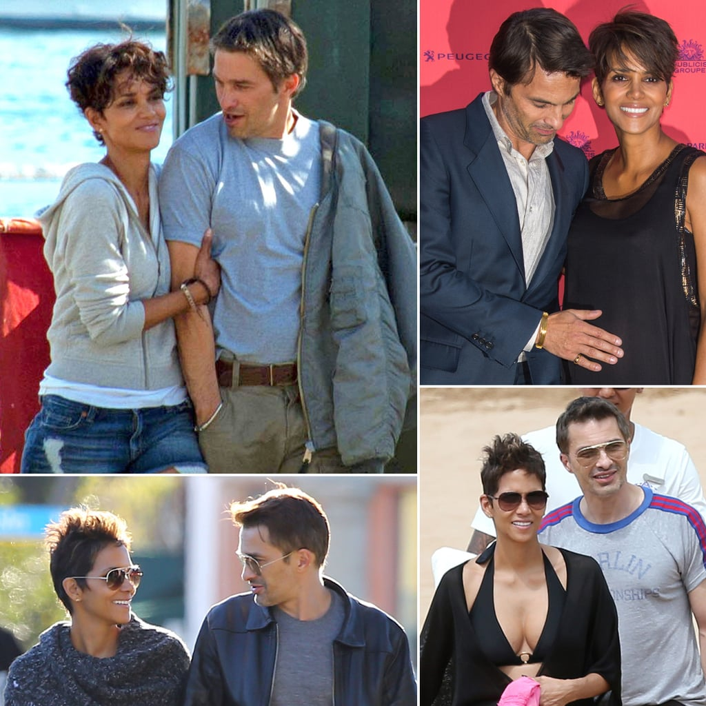 Halle Berry and Olivier Martinez Sweetest Pictures