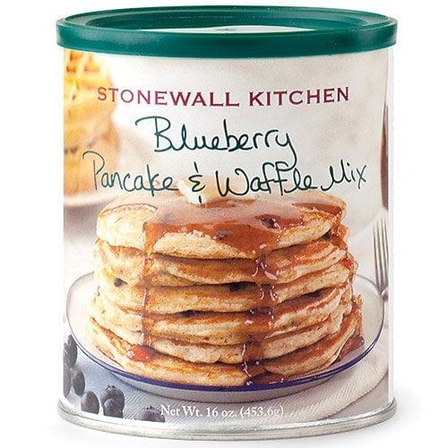 Stonewall Kitchen Blueberry Pancake and Waffle Mix