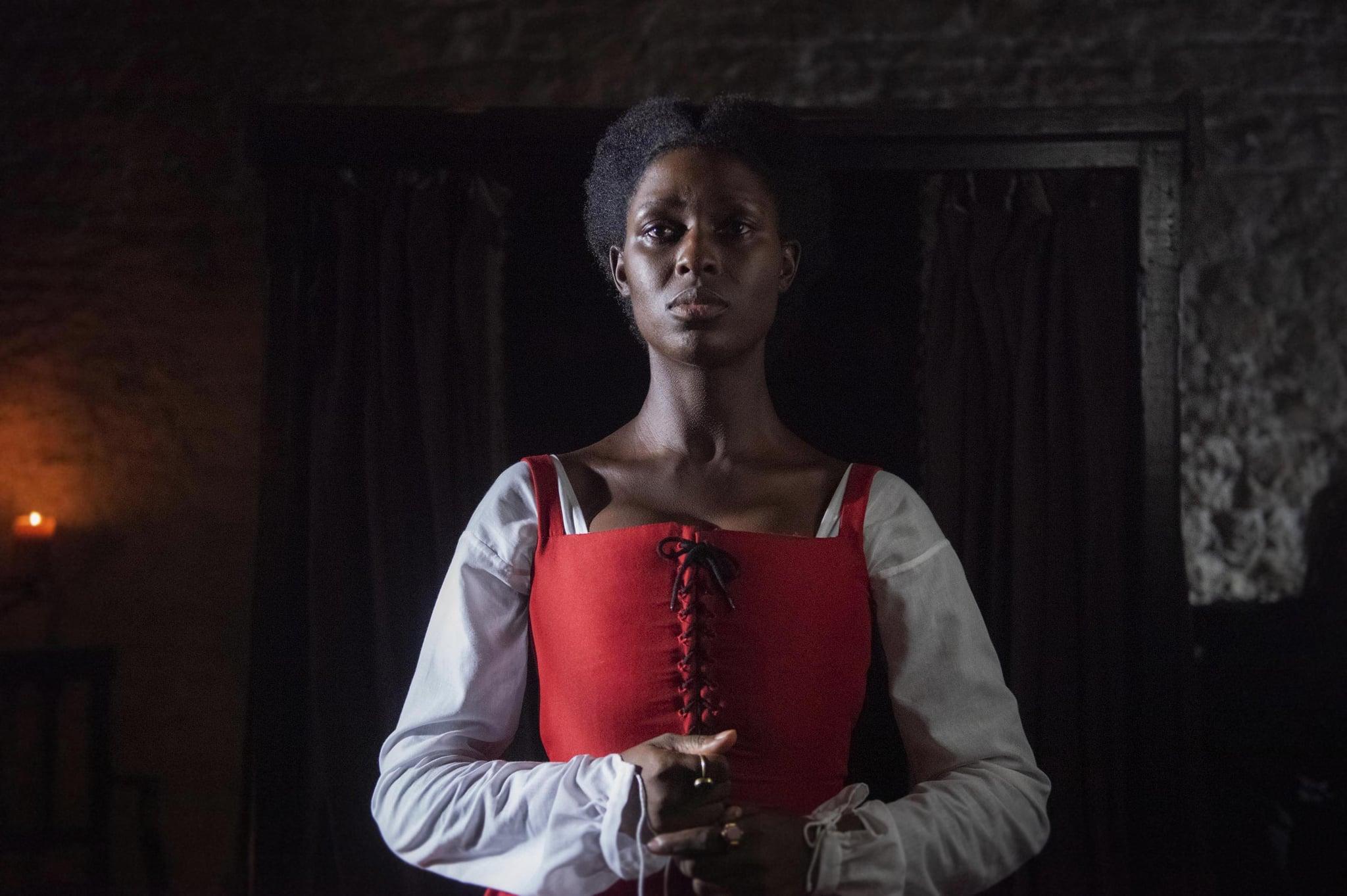 Anne Boleyn: Episode 3 - CAST: Anne Boleyn (Played by Jodie Turner-Smith)