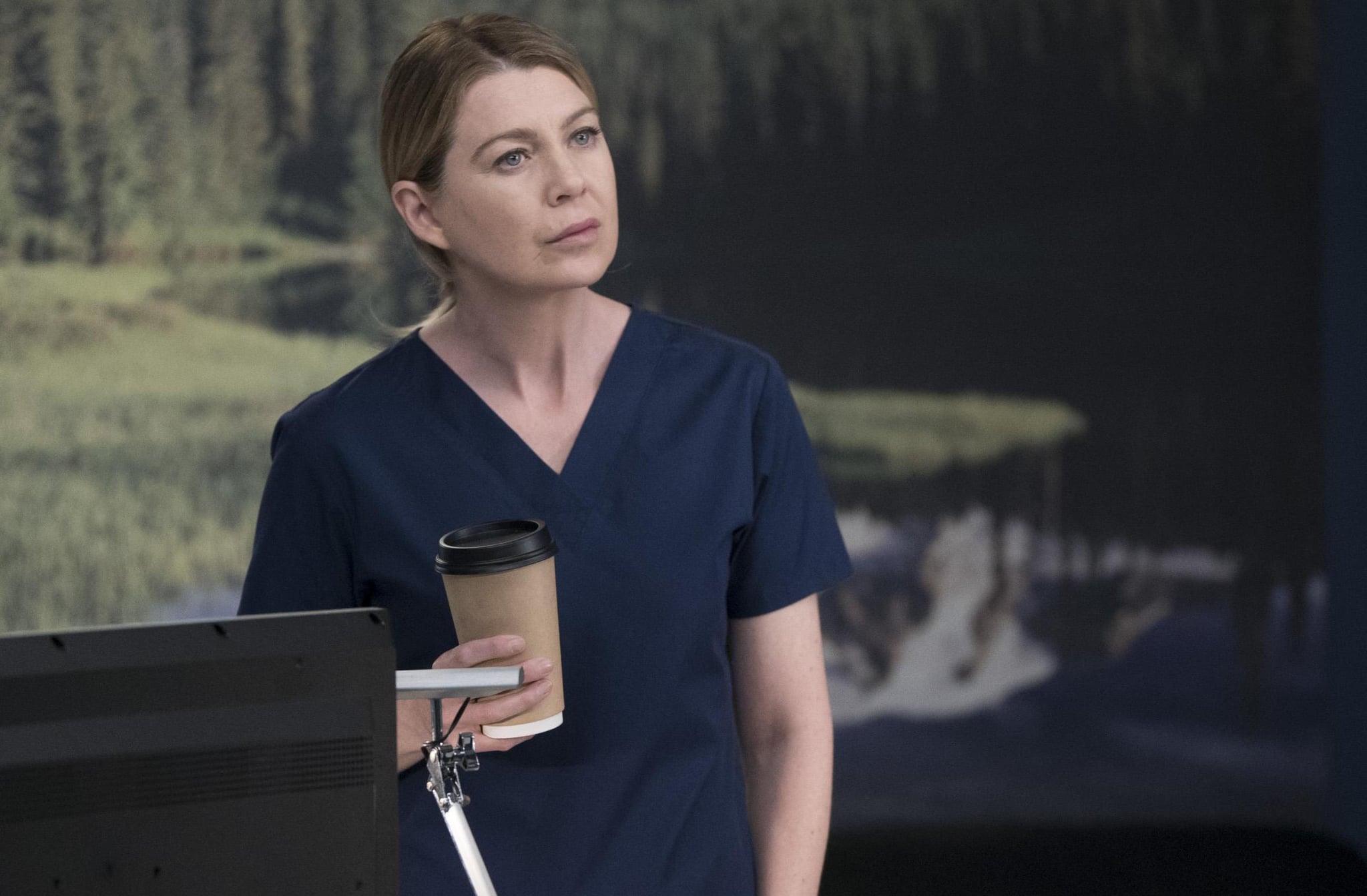 Ellen Pompeo Tweets About Grey\'s Anatomy Season 14 Finale | POPSUGAR ...