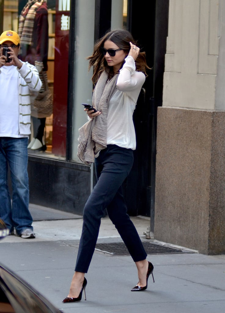 Celebrities Wearing Jeans and a White T-Shirt | POPSUGAR Fashion