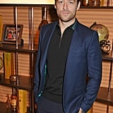 Richard Rankin in Real Life