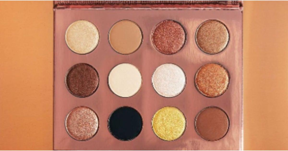 Colourpop Launches I Think I Love You Palette Popsugar