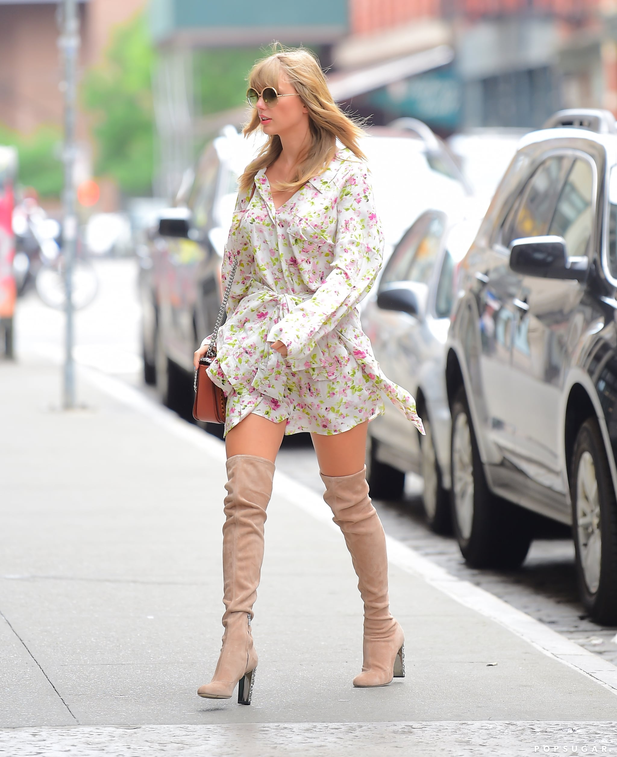 dresses that go with thigh high boots