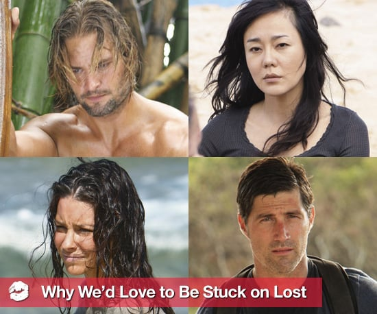 Top 10 Reasons We'd Love to Be Stuck on Lost Island