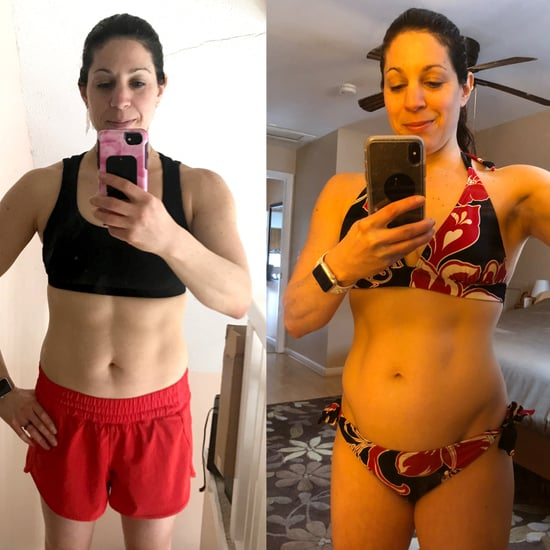 1-Year Intermittent Fasting Weight-Loss Transformation
