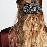 Loeffler Randall Luna Ruffle Hair Clip