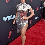 Bebe Rexha at the 2019 MTV VMAs