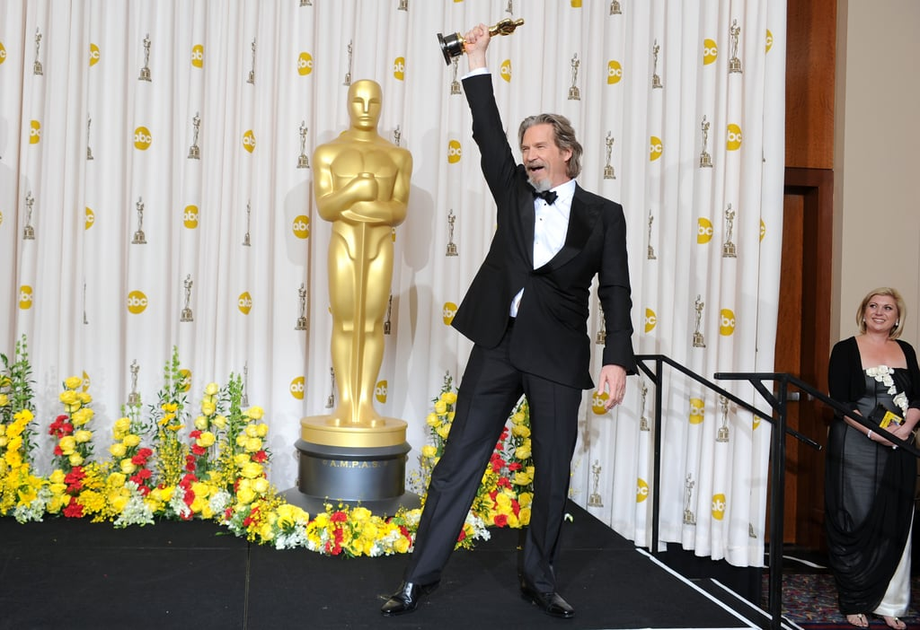 Photos of Winners and Presenters in the Press Room at the 2010 Oscars