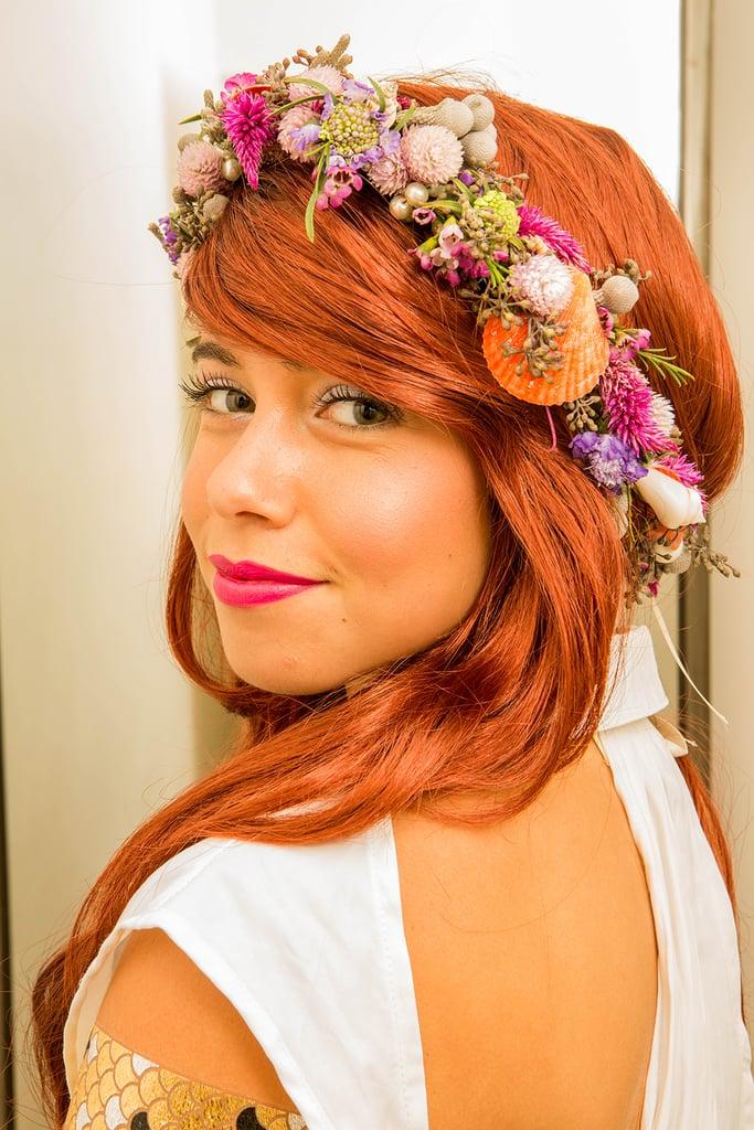 Princess Ariel Halloween Makeup