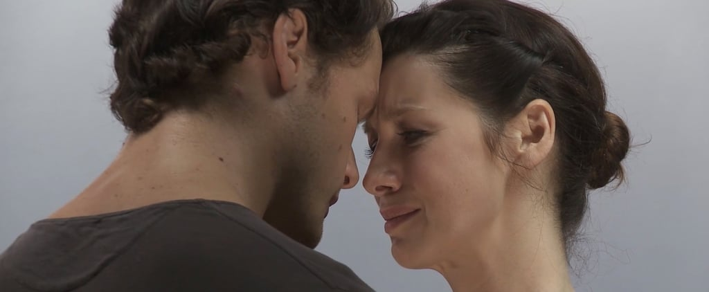 Caitriona Balfe and Sam Heughan Outlander Audition Video