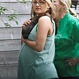 Jamie Lynn Preps for Her Baby Shower