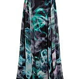 From sweaters to silk tops, the styling options for this Emanuel Ungaro printed silk-chiffon skirt ($512, originally $3,415) are endless.