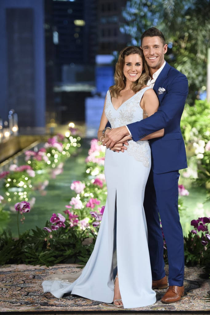 Congratulations, Georgia and Lee!