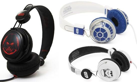Photos of Star Wars Headphones