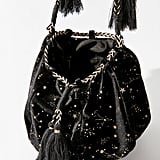 Brittany Drawstring Bucket Bag