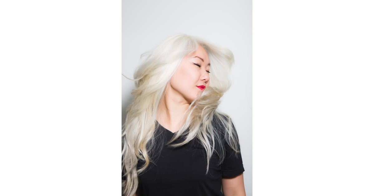 Session 2: After | How to Dye Asian Hair Blond