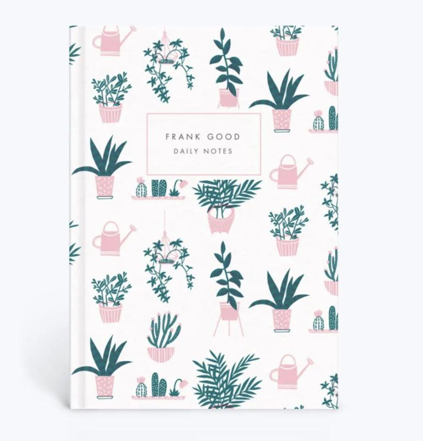 Papier House Plants Journal